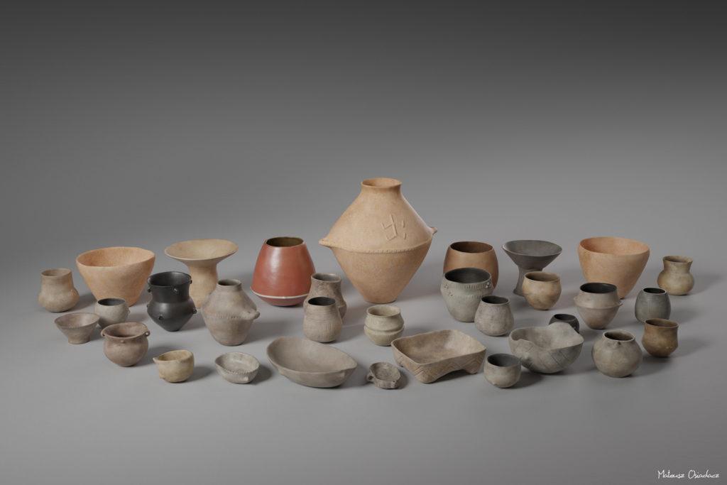 rekonstrukcja 3D ceramiki neolitycznej