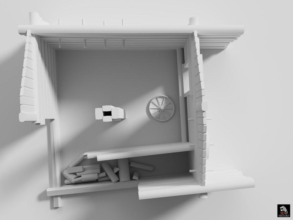 model 3D solid