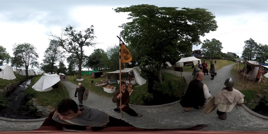 Filmy i zdjęcia sferyczne 360°